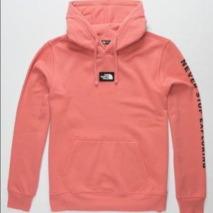 The North Face Patches Men's hoodie